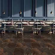 Italica Tiles - Forest Brown