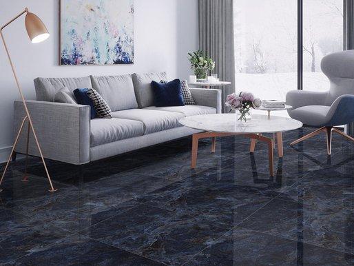Italica Tiles - Venetian Blue