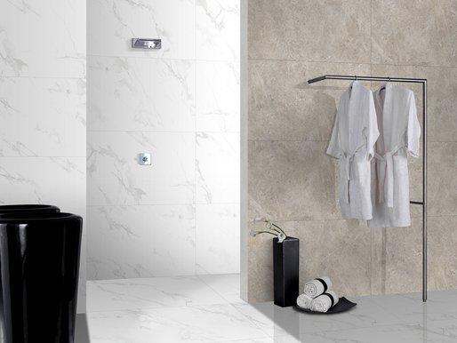 Italica Tiles - Smoke White