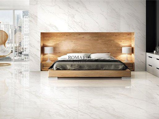 Romario Ceramics - Supreme Oriental White