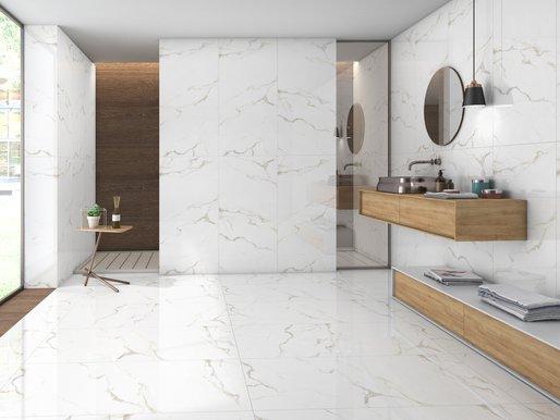 Siena Granito - Bianco Carrara
