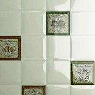 Amadis Fine Tiles, S.A. - Bird/ Coffee/ Wine