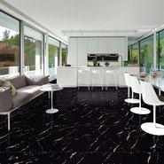 Italica Tiles - Black Aurora
